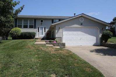 1208 Enos Lane, Godfrey, IL 62035 - MLS#: 18057000