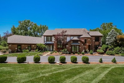 1215 Tammany Lane, Town and Country, MO 63131 - MLS#: 18057120