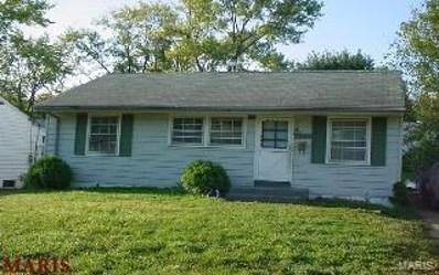 322 Crawford, St Louis, MO 63137 - MLS#: 18057209