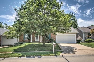 10137 Morgan Ridge, St Louis, MO 63123 - MLS#: 18057351