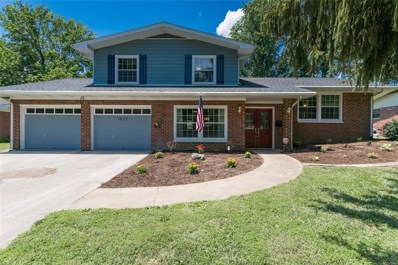 1621 Whitlow Drive, Belleville, IL 62226 - MLS#: 18057397