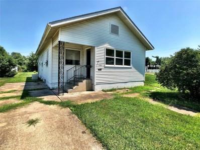 703 N Adams Street, Gillespie, IL 62033 - MLS#: 18057487