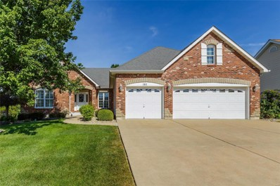 161 Bear Creek Drive, Wentzville, MO 63385 - MLS#: 18057556