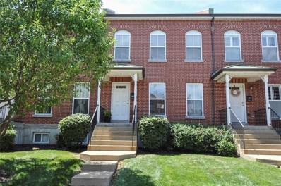 3944 Folsom Avenue, St Louis, MO 63110 - MLS#: 18057559