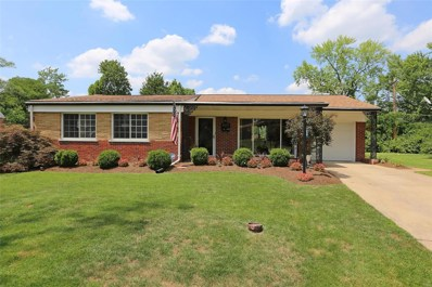 1137 Putter Lane, St Louis, MO 63132 - MLS#: 18057569