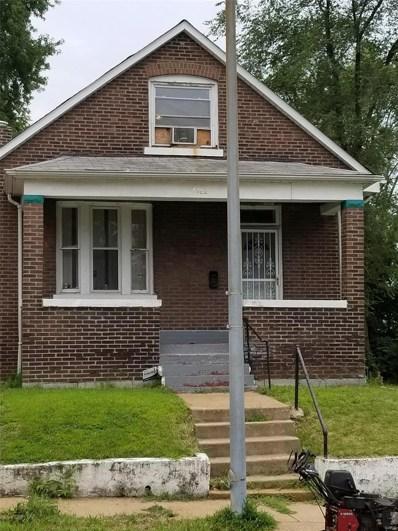 4462 Penrose, St Louis, MO 63115 - MLS#: 18057643
