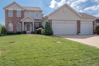 4755 Auburn Trace Drive, St Louis, MO 63128 - MLS#: 18057683