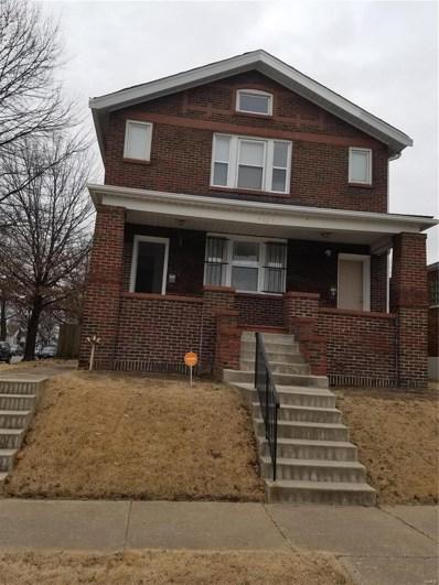 4258 N Euclid Avenue, St Louis, MO 63115 - MLS#: 18057850