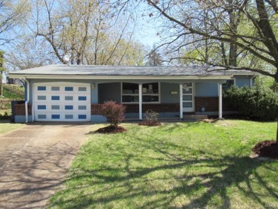 2667 Garham Drive, St Louis, MO 63136 - MLS#: 18058974