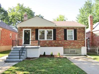 8732 White Avenue, St Louis, MO 63144 - MLS#: 18059079