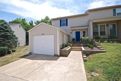 164 Cascade Terrace Drive, Ballwin, MO 63021 - MLS#: 18059161