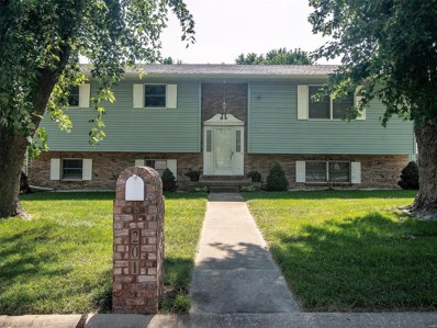 201 Adam Drive, Belleville, IL 62226 - MLS#: 18059214