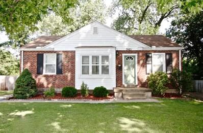 7421 Parkwood Drive, St Louis, MO 63116 - MLS#: 18059392