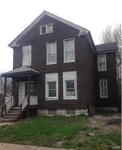 5449 Geraldine Avenue, St Louis, MO 63115 - MLS#: 18059429