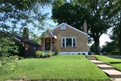 5457 Pernod Avenue, St Louis, MO 63139 - MLS#: 18059451