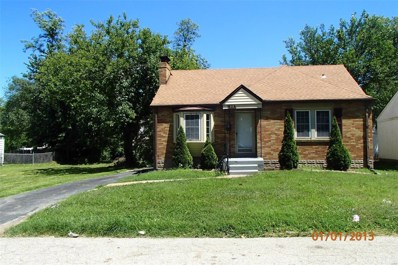 312 Newell Drive, St Louis, MO 63135 - MLS#: 18059488
