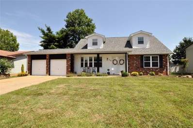 539 Fairfax Street, Columbia, IL 62236 - MLS#: 18059513