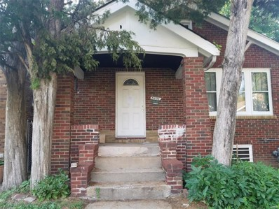 5634 Hiller Place, St Louis, MO 63136 - MLS#: 18059620