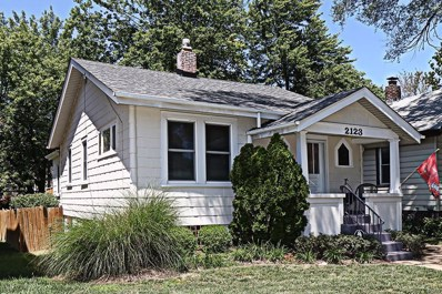 2123 Forest Avenue, St Louis, MO 63139 - MLS#: 18059630