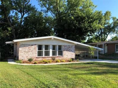 527 Barcia Drive, Rock Hill, MO 63119 - MLS#: 18059716