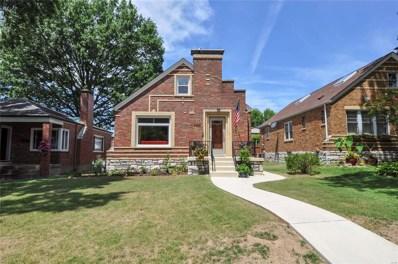 6755 Devonshire Avenue, St Louis, MO 63109 - MLS#: 18059833