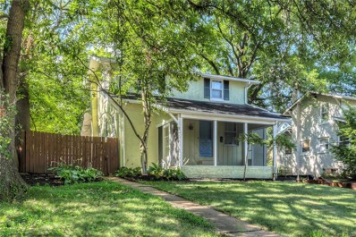 412 W Essex Avenue, Kirkwood, MO 63122 - MLS#: 18059902