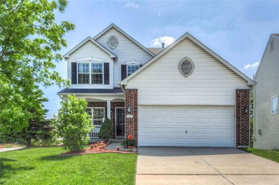 535 Fortress Court, St Charles, MO 63303 - MLS#: 18059993