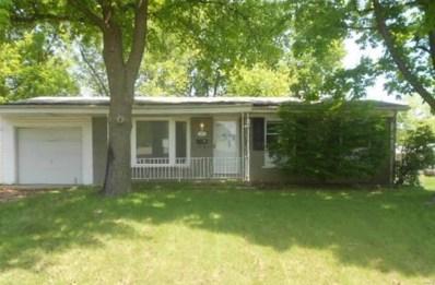 1945 Teakwood Manor, Florissant, MO 63031 - MLS#: 18060086