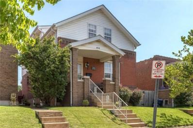 4929 Nagel Avenue, St Louis, MO 63109 - MLS#: 18060121