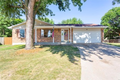 32 West Sunny Wood Ct., St Peters, MO 63376 - MLS#: 18060123