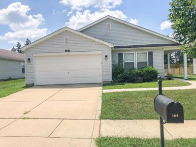 164 Falling Leaf Way, Mascoutah, IL 62258 - #: 18060196