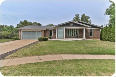 9349 Manoroak Drive, St Louis, MO 63126 - MLS#: 18060239