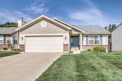 357 Huntleigh Parkway, Foristell, MO 63348 - MLS#: 18060292