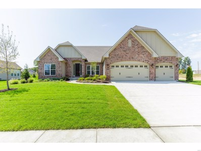 408 Gatehouse Circle, O\'Fallon, MO 63385 - MLS#: 18060321