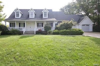 3844 Meadow Lane, Highland, IL 62249 - MLS#: 18060346