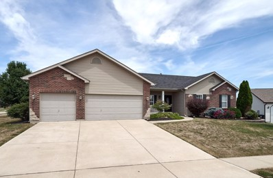 3 Lost Canyon Court, Wentzville, MO 63385 - MLS#: 18060489