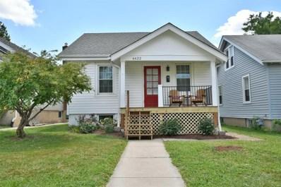 6622 Odell Street, St Louis, MO 63139 - MLS#: 18060516