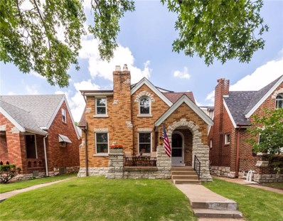 5645 Goethe Avenue, St Louis, MO 63109 - MLS#: 18060656