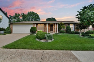 3022 Hidden Acres Court, St Louis, MO 63125 - MLS#: 18060657