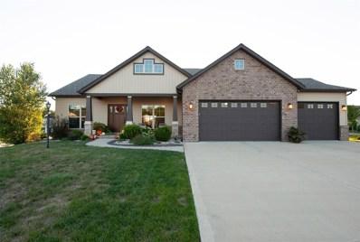 3841 Ember Court, Edwardsville, IL 62025 - #: 18060719