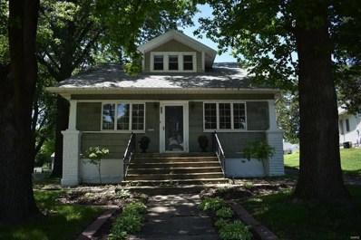 309 N Edwardsville Street, Staunton, IL 62088 - #: 18060814