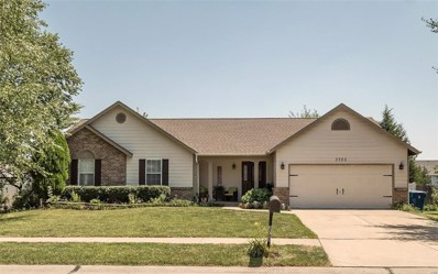 3705 Silver Ridge Drive, St Peters, MO 63376 - MLS#: 18060831