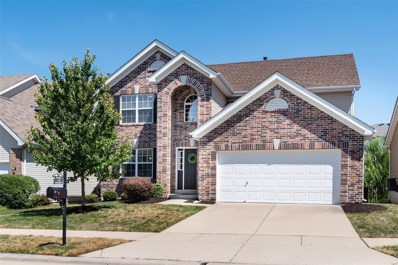 1936 Crossbridge Court, St Charles, MO 63303 - MLS#: 18060837