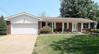 4579 Ferbet Estates Drive, St Louis, MO 63128 - MLS#: 18060904