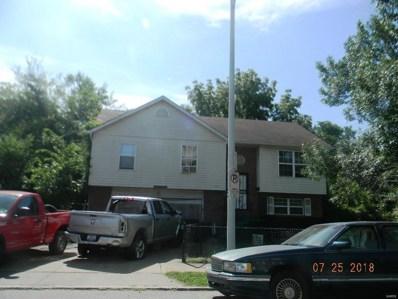 4014 Grove, St Louis, MO 63107 - MLS#: 18061077