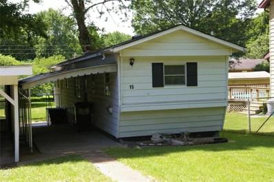 15 S Delaware Avenue, Belleville, IL 62221 - #: 18061082