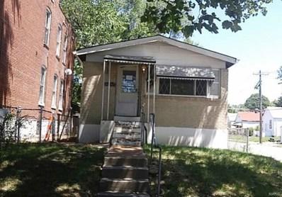 4201 W San Francisco Avenue, St Louis, MO 63115 - MLS#: 18061188