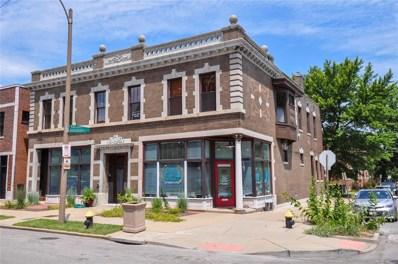 4101 Shenandoah Avenue, St Louis, MO 63110 - MLS#: 18061298