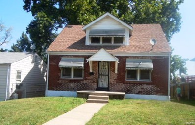 6111 Emma Avenue, St Louis, MO 63136 - MLS#: 18061358