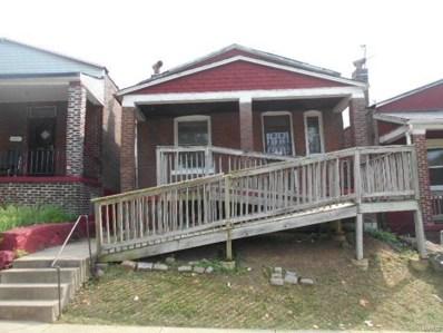 4472 Penrose Street, St Louis, MO 63115 - MLS#: 18061451